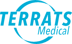 Terrats Medical Sticky Logo Retina